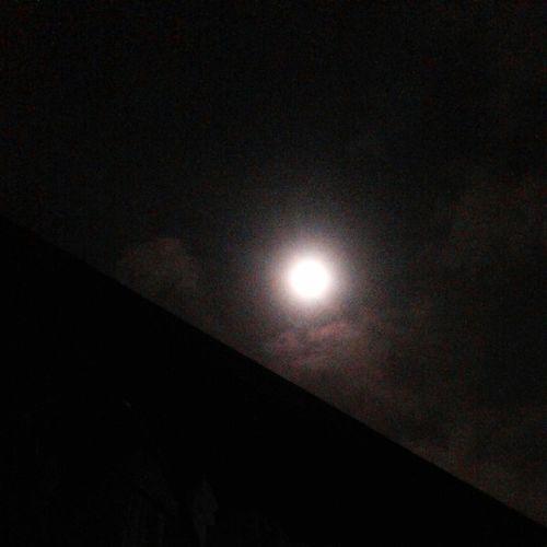 The moon. First Eyeem Photo
