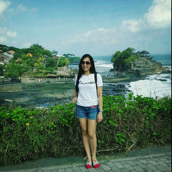 Latepost ❤ Tanah Lot Holiday♡ Fams