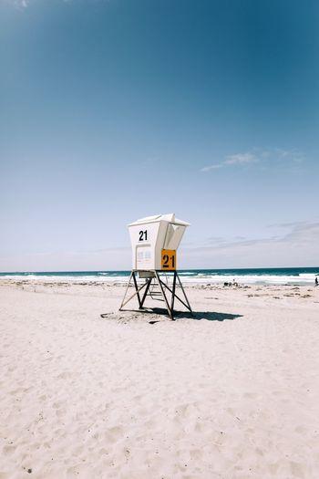 21 Land Beach