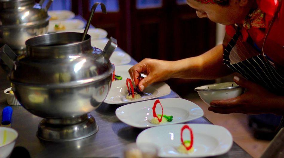 Pasión por servir! Alimentosdelicioso 💪🏼 Bodasmexico