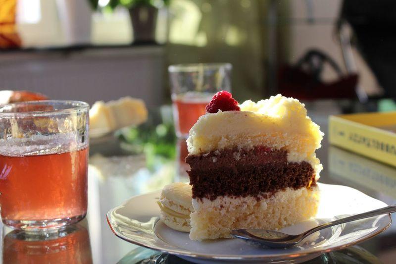 Fika ❤ Swedish Fika Swedishpeople  Cake Delicious