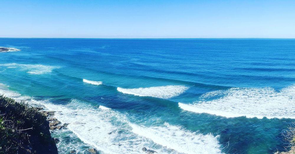 Bar Beach, Newcastle, NSW Australia First Eyeem Photo