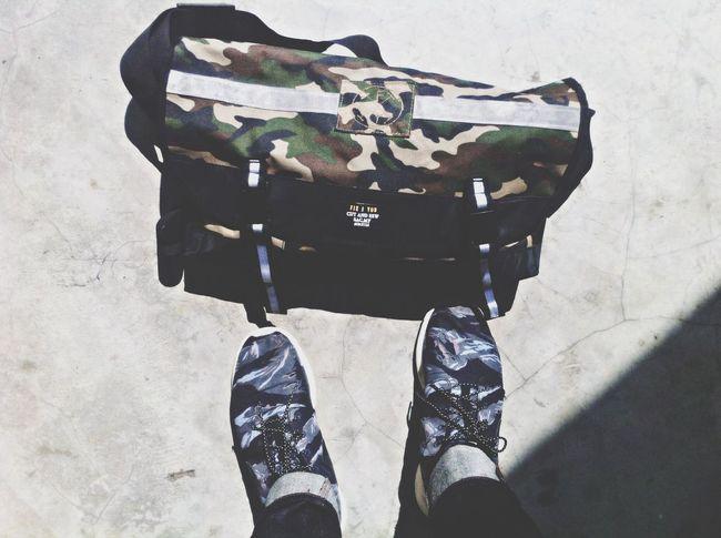Rosherun Kotd Camo Camouflage