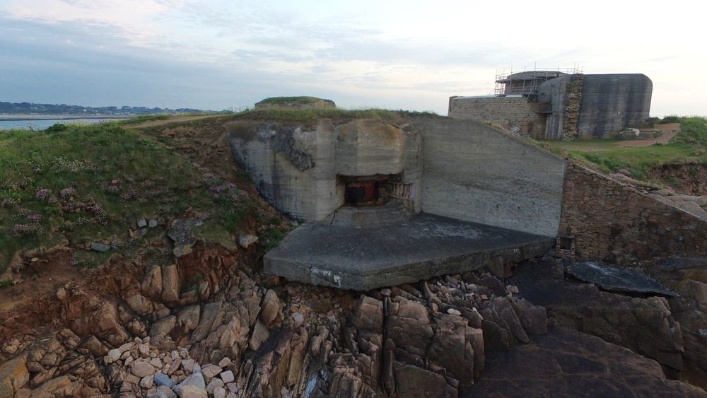Guernsey bunker Check This Out Hanging Out Enjoying Life What Does Freedom Mean To You? Quad Copter Flying