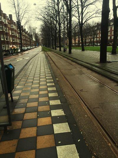 Travelling Amsterdamcity Takingtram Weekendphotos EyeEm Best Shots February 2016 Morning Rituals