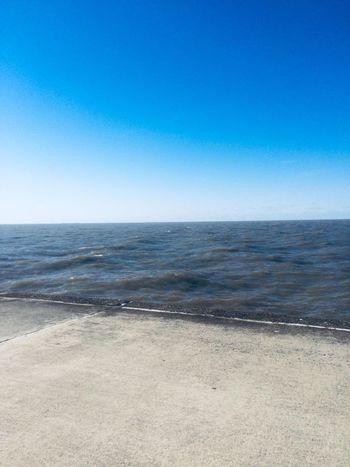 Sea Water Sky Horizon Over Water Blue Scenics - Nature Beauty In Nature