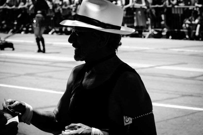 The White Hat Darkness And Light Eyemphotography Capture The Moment Check This Out Streetphotography Hanging Out Creative Light And Shadow Light And Shadow Sanfrancisco Urban Lifestyle