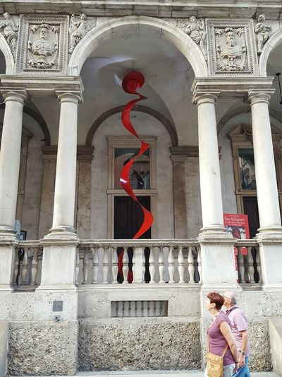 Arch Architecture Building Exterior Façade Person History Culture Outdoors Art ArtWork Creativity People Streetphotography Street Photography Embrace Urban Life