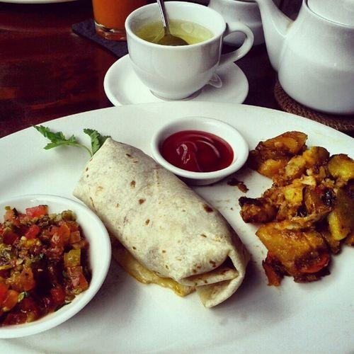 Food Bali Burito