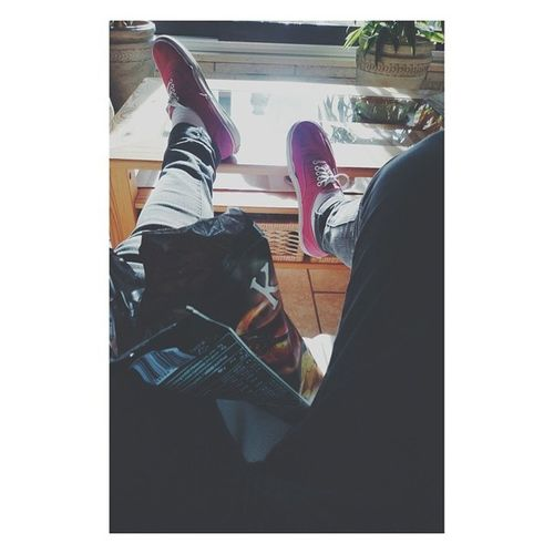 Vans Chillin Webstagram Hipstershit l4l f4f red sneakerfiend lovers retro vintage style