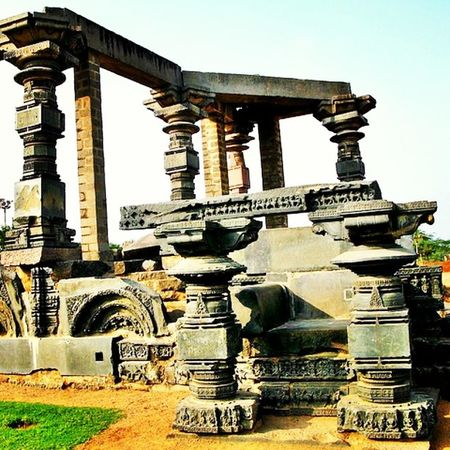 """Warangal Fort Andhrapradesh Lategram Art Architecture Nikon Sigma Building S4S Tfl Vintique I consider it a privilege speak about this masterpiece one word that describes this is """"Simply Majestic"""""""