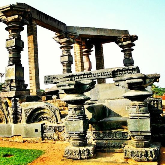 "Warangal Fort Andhrapradesh Lategram Art Architecture Nikon Sigma Building S4S Tfl Vintique I consider it a privilege speak about this masterpiece one word that describes this is ""Simply Majestic"""