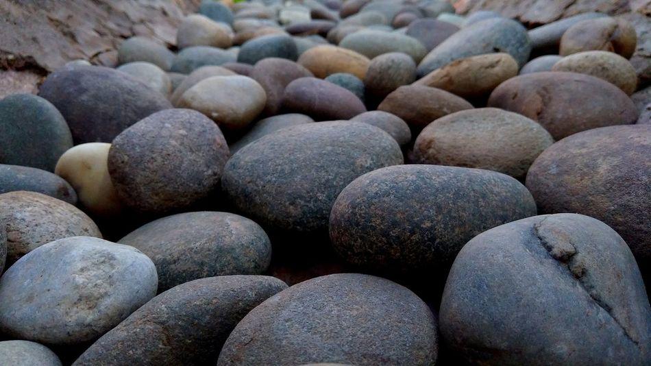 Close-up Pebble
