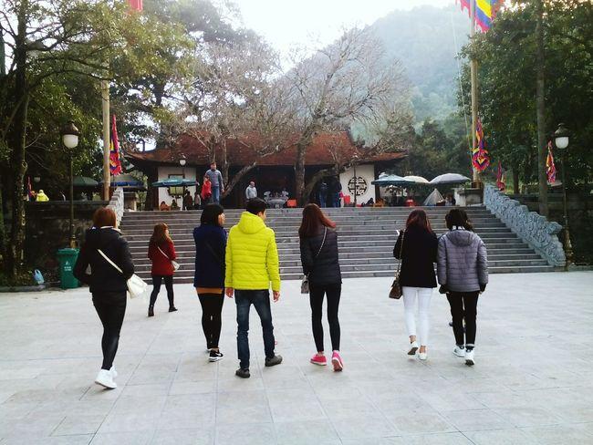 💜 Beatfriends To Travel Pagoda ở Tây Thiên Pagoda Vĩnh Phúc Vietnamese First Eyeem Photo