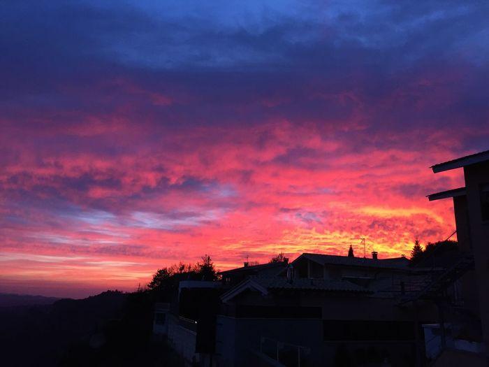 Sunset EyeEm Sunset EyeEm Best Shots EyeEm Gallery Clouds And Sky EyeEmBestPics Sunset_collection Sunset Silhouettes Sunsets