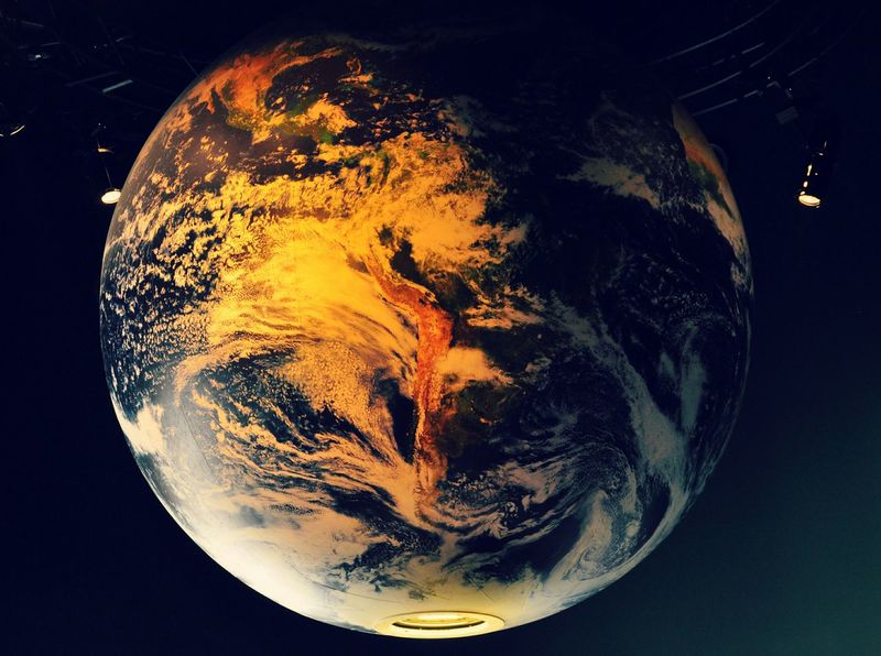 """Artificial """"the Earth"""" The Earth Earth Earthphoto Taking Photos Around From My Point Of View Looking Around Mother Earth Planet Earth Earthpix"""