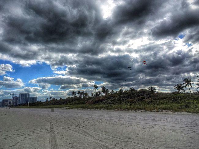 вeacн ĸιтe ғeѕтιval!! Check This Out Taking Photos Beach Ocean View Oceanside Miami