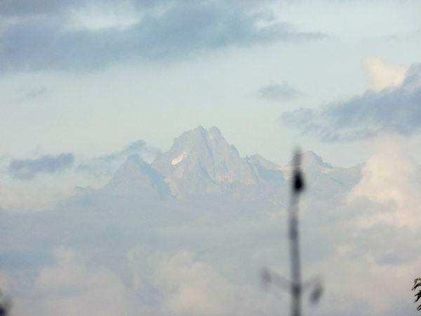 Mt Kenya EyeEmNewHere Mountain Beauty In Nature ZoomInToDetail
