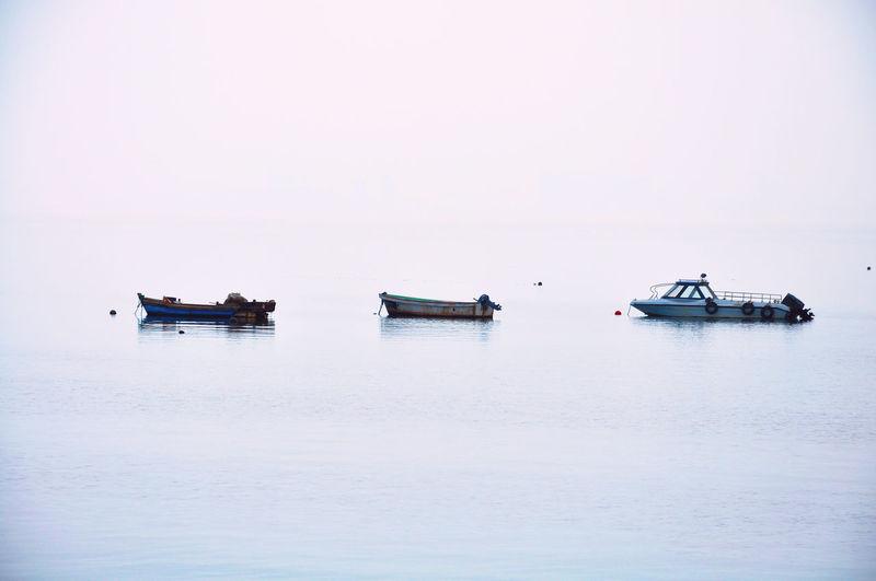 Hai Bian Sea Ting Bo 回家 航行 船