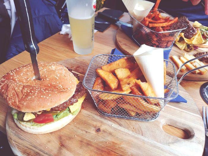 Hamburger Fast