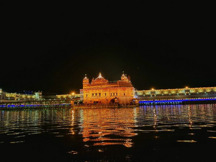 #amritsar #street #Goldentemple City Water Cityscape Politics And Government Sky Architecture Palace Historic Royalty