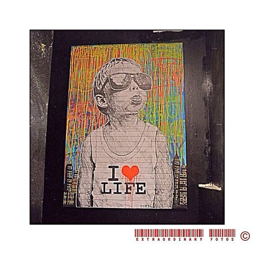 Most of us do Life Art Love
