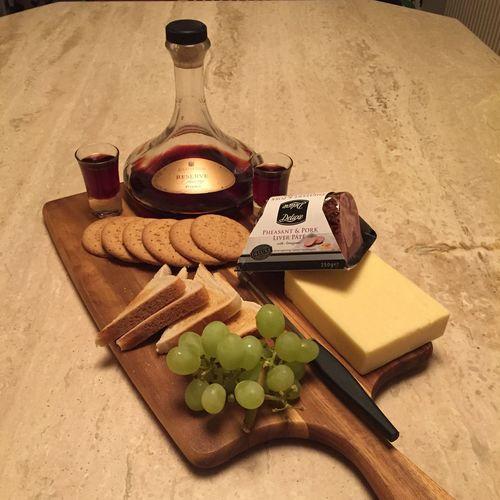Port Cheese Pate Supper Lavitaèbella 🍷🇮🇹😊