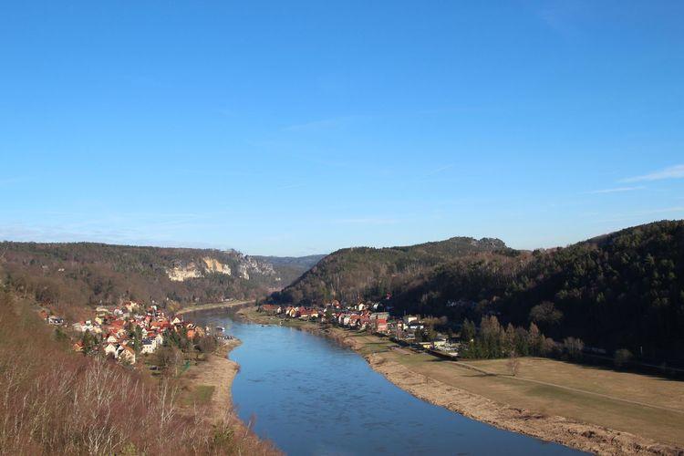 View of Saxon