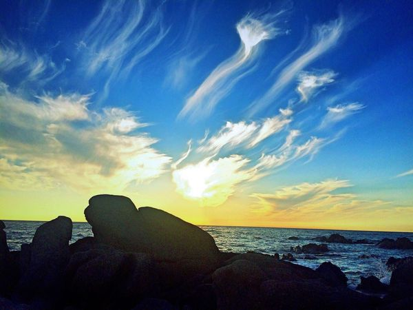 The Magic Mission Sea Nature Ocean Galicia Clouds And Sky Beauty In Nature Suninthesky Blue Sky Clouds Mare Magicsky Moodygrams Mood Beautiful Nature First Eyeem Photo Viladesuso Pontevedra Greatview