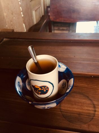 Alone With Hottea And Cool Music