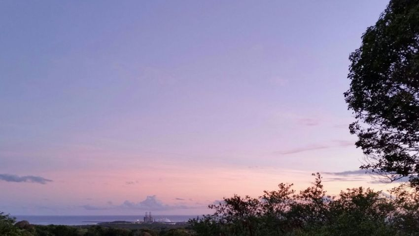 Twilight Sky @ Constitution Hill
