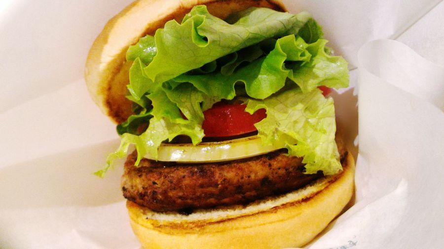 Food Porn Burger Ebisu Burgers Fastfood