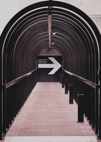Barbican - London - England Arch Architecture Barbican Barbican Centre Day Dystopia Dystopian Indoors  No People The Architect - 2017 EyeEm Awards