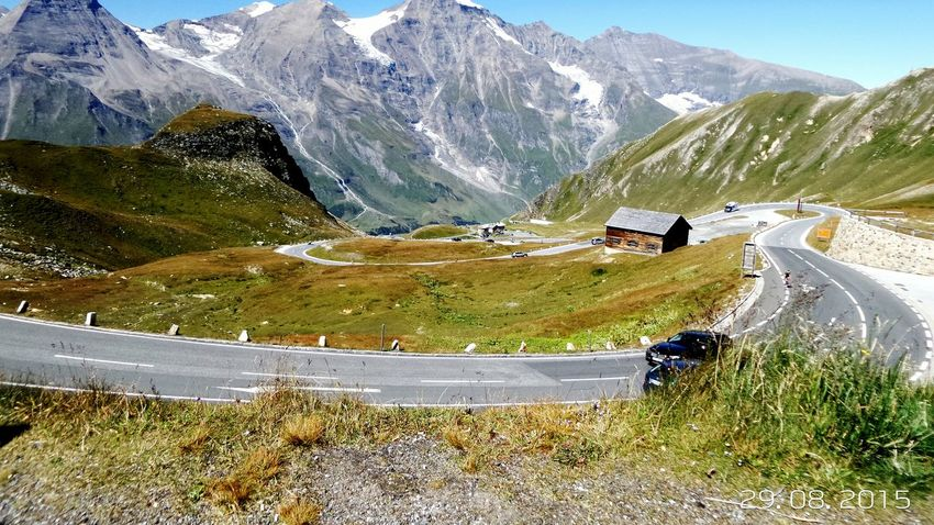 Grossglockner Grossglockner-hochalpenstrasse Grossglockner, Austria Grossglockner Oesterreich Alpen Alps Road Mountain Mountain View Samsungphotography Samsung K Zoom Perspectives On Nature