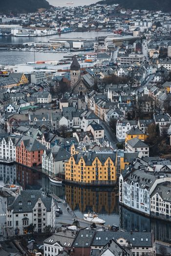 Norwegian city