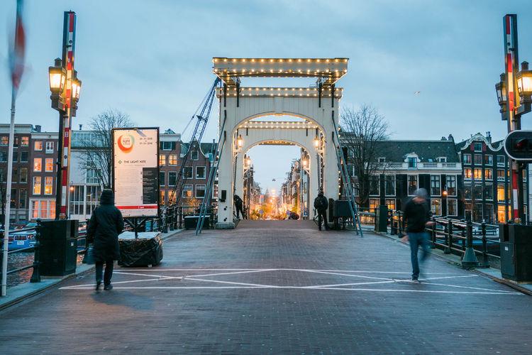 Amsterdam at