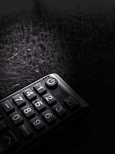 No People Indoors  Close-up Day Remote Control Mando A Distancia Tv Control Tv Controller Blackandwhite Black And White