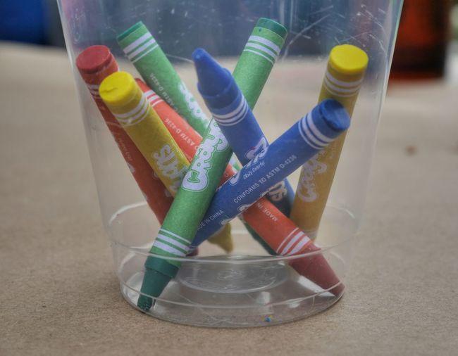 Crayons Kids