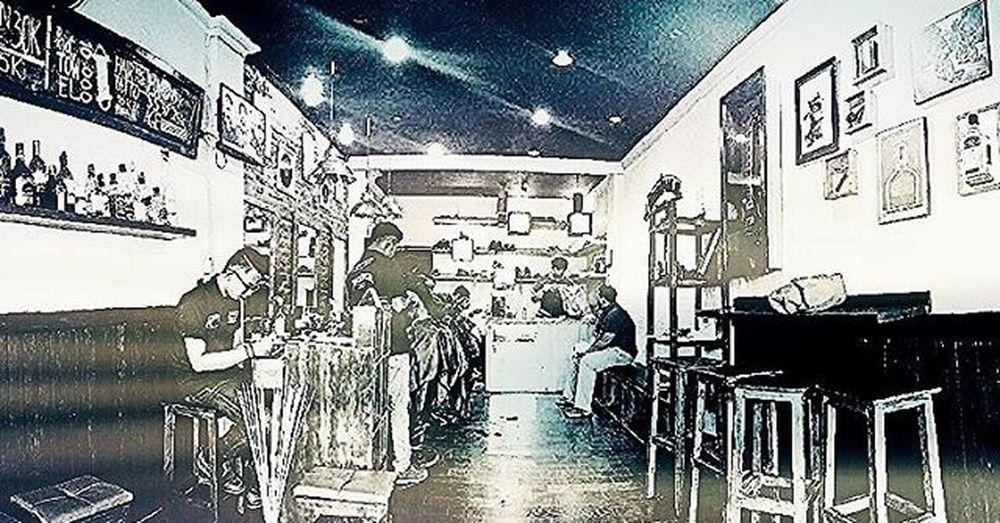 matursuwun sentuhan klasiknya Boedimanjr_yk Yogyakarta Barbershop Classiccut Vscoindonesia  Vscocam