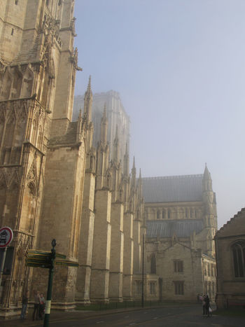 York Minster South facade Architecture Catherdal Church Historic Outdoors Travel York York Minster