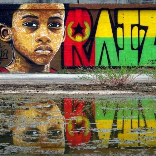 Graffiti CeceNobre Mural