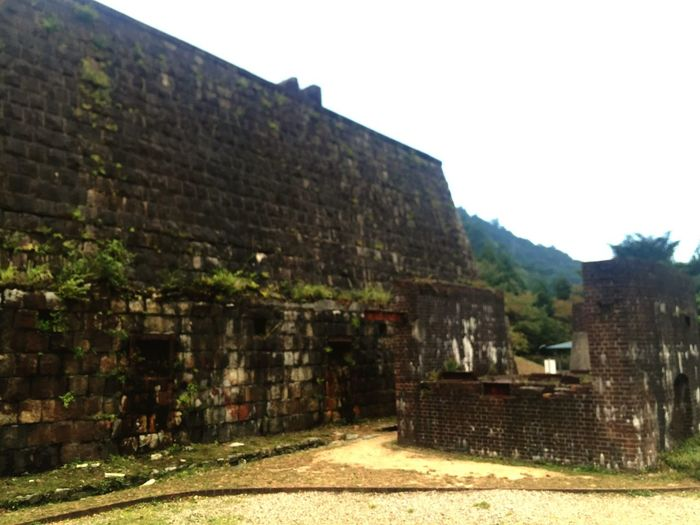 Built Structure Architecture Building Exterior Old Ruin History No People Outdoors Day Nature Sky