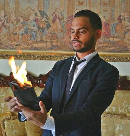 Magician tale The Portraitist - 2016 EyeEm Awards Portrait