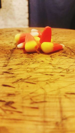 Candy Corn Close-up Candy ❤