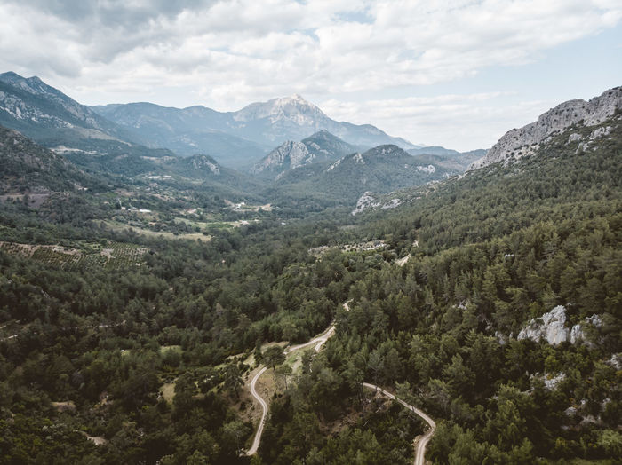 Olympos, Kumluca, Turkey DJI X Eyeem Drone  Hiking Mediterranean  Path Turkey Turkish Riviera Aerial Photography Aerial View Beauty In Nature Day Dronephotography Environment Flying Forest Landscape Lycianway Mountain Nature No People Olympos Outdoors Scenics - Nature Valley çıralı