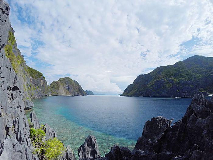 Edge Of The World Elnido Island Summer Vacation Traveling The Great Outdoors - 2016 EyeEm Awards