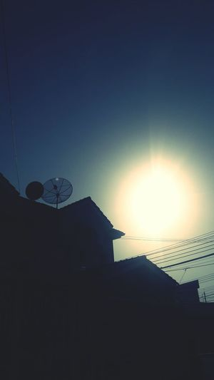 Sunlight, evening,no person, view, home
