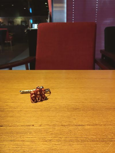 Learn & Shoot: Simplicity Cafe Friendship Waiting For Friends Keychain Monkeys TWOSOMEPLACE