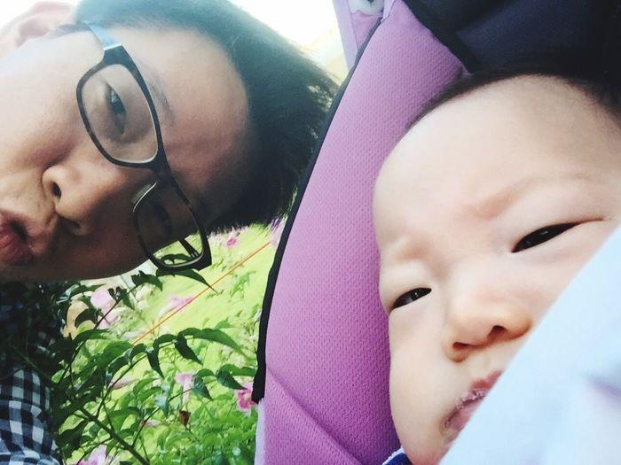 Daddy&Daughter Keng&Aunya Same Eye OneLoveSameLove 💏 แดดแรงมาก