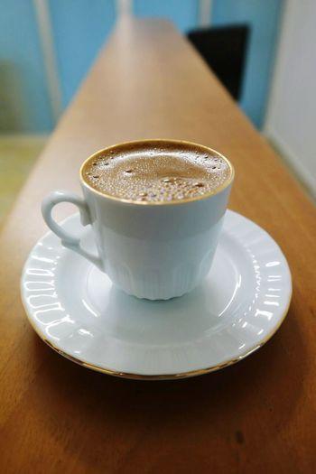 Coffee - Drink Coffee Cup Drink Coffee Coffee Time Kahve Türkkahvesi Welcome To Black EyeEm No People Kafe Cafe Cafetime